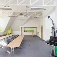 Školiaca miestnosť v NAM system v Havířove